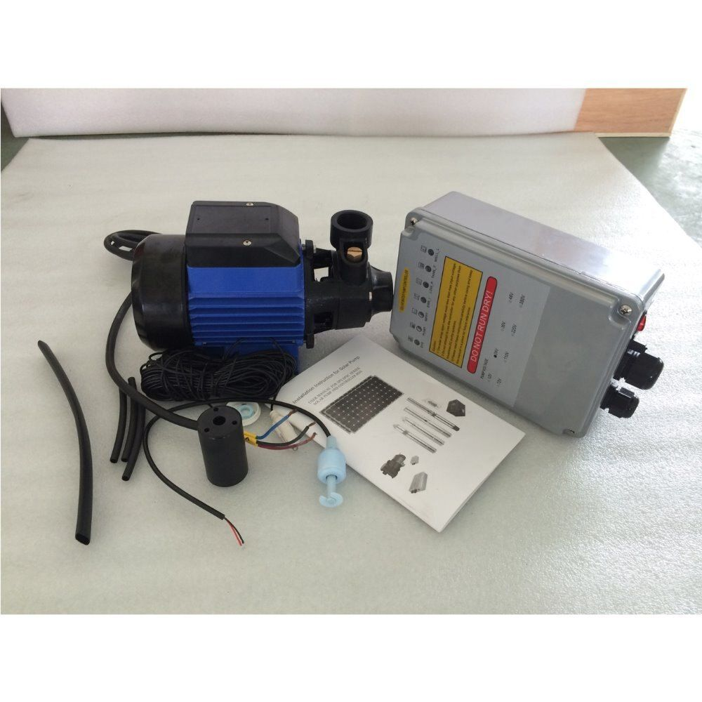 DC 36V  450w free shipping surface Pump solar water pump max.head 50m home & agriculture 3 years warranty SQB3.0/50-D36/450