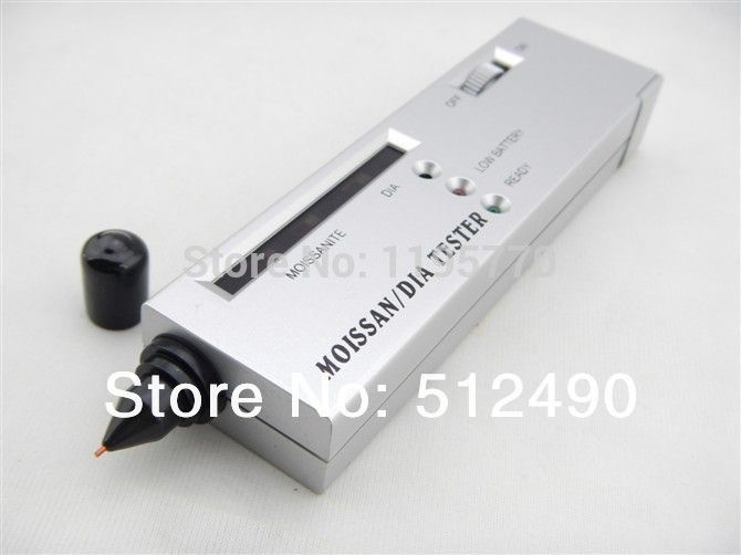 NEW diamond tester , moissanite detector