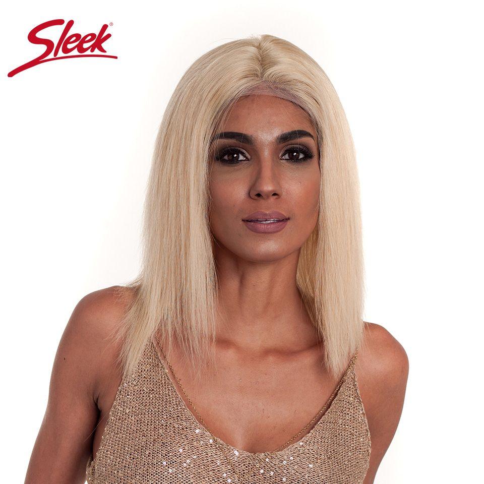 613 Blonde Spitze Perücke Kurz Menschliches Haar Bob Perücken 150% Dichte Bob Cut Schlanke Remy Gerade Haar Glueless Volle Spitzeperücke Für frauen