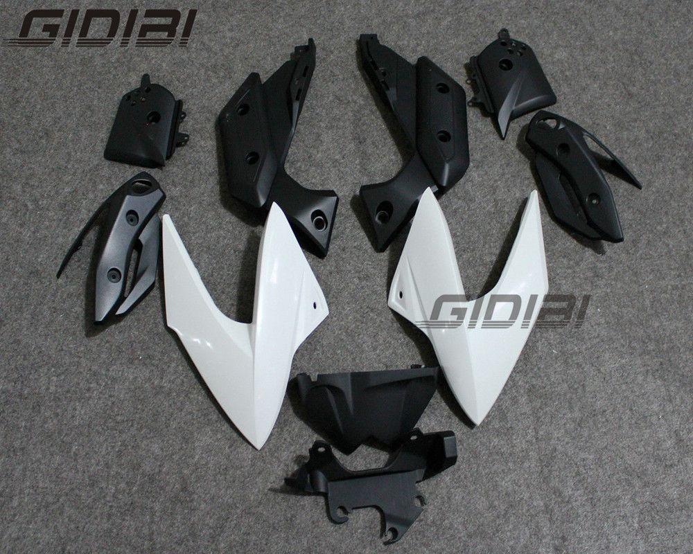 Motorrad ABS Unpainted Spritzguss Verkleidungen Karosserie Kit Für YAMAHA XJ6 XJ 6 2009-2012 10 11 + 4 geschenk