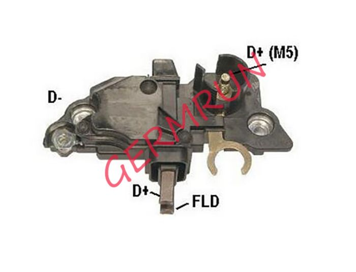 ALTERNATOR VOLTAGE REGULATOR IB220 OR F00M145220 FOOM145220 APPLY FIAT 90A 140A SERIES ALTERNATOR