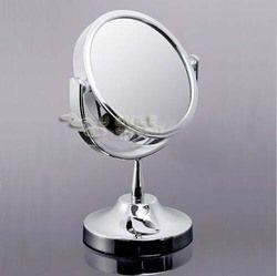 Vantas Kecantikan Meja Cermin & Double-Sided Normal dan Magnifying Stand Cermin # M001T