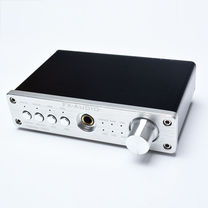 FX-Audio FX-98S Pro DAC PCM2704 MAX9722 Kopfhörerverstärker Verbesserte Version USB Decoder Sound-effekt EQ Prozessor Verstärker