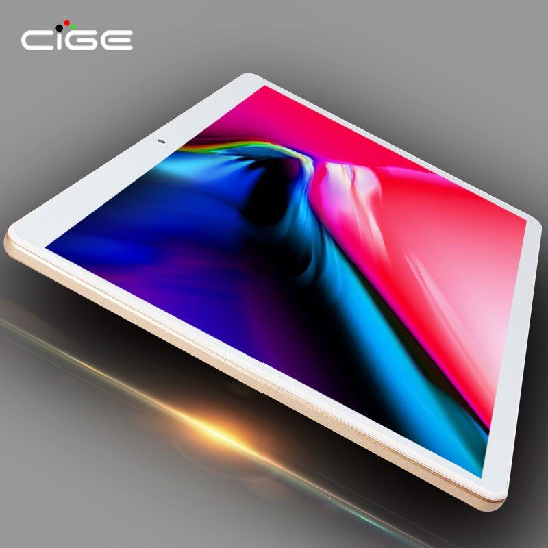 10.1 Inch Original 3G 4G Phone Call Android 7.0 Octa Core Tablet pcs 64GB ROM 4GB RAM WiFi FM Bluetooth Nice smart Tablets 7 8 9