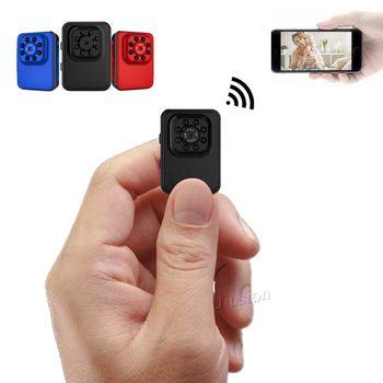 ميني واي فاي كاميرا سرية كاميرا 1080 P كامل HD للرؤية الليلية الصغيرة المحمولة الرياضة كاميرا فيديو DV التحكم اللاسلكية مربية كام سيارة سجل