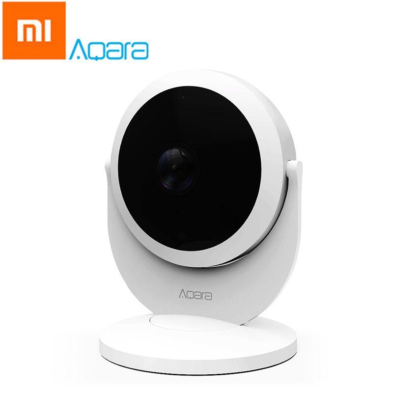 Original Xiaomi Aqara 1080 P Full HD Ip-kamera Mijia Smart Fernbedienung Home Security Verknüpfung Alarm Gateway Version FOV kamera