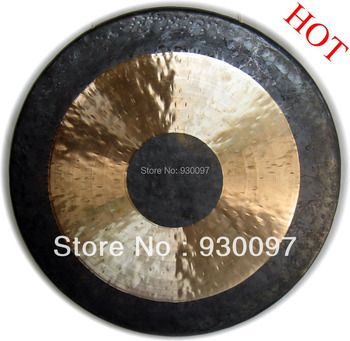 Percussion musical instruments traditional Chinese 26'' Chau gong