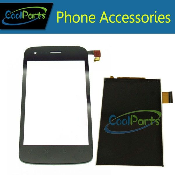 1PC/Lot High Quality For Fly IQ245 LCD Display Screen And Touch Screen Digitizer Replacement Part
