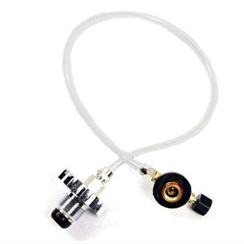 Cuisinière à gaz extérieure interrupteur outils adaptateur de soupape de gaz de Camping gonflable randonnée en plein air pique-nique accessoires de cuisinière à gaz pratique
