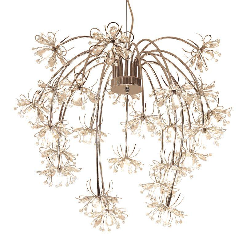 Art decor design modern crystal chandelier lighting AC110V 220V lustre cristal LED dinning room living room lights