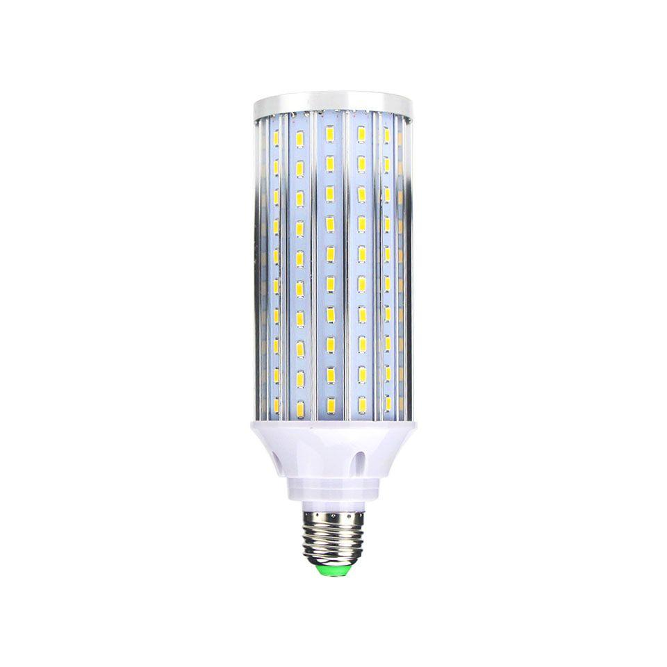 E27 Led-lampe AC85-265V Led Mais Licht 5730 High Power Mais Licht Aluminium PCB Warm Weiß Cool White Für Wohnzimmer esszimmer