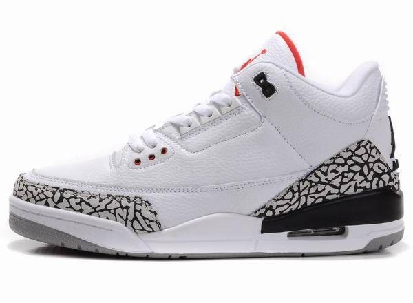 Jordan Air Retro Basketball Shoes Low help JORDAN Sneakers 4 color Men Basketball Shoes Jordan 3