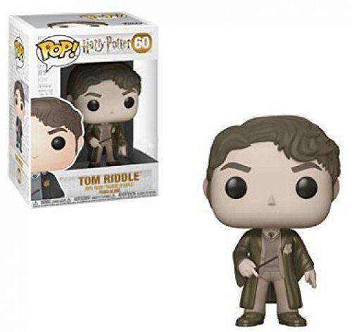 Exclusive FUNKO POP Official Movies: Harry Potter - Tom Riddle Vinyl Action Figure Collectible Toy with Original Box