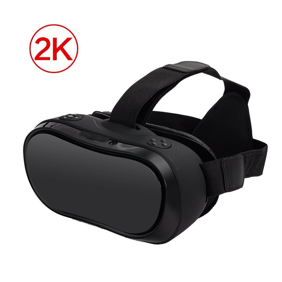 3D VR Glasses VR All In One Virtual Reality 3D Glasses For Android 5.1 HDMI 2K HD Display For PS 4 Xbox 360/One
