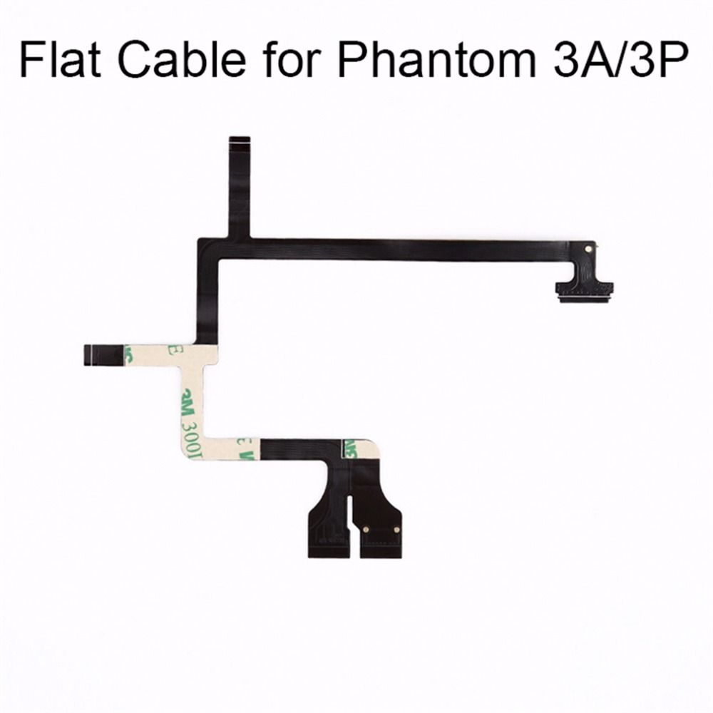 DJI Phantom 3 Flexible Gimbal Cable Flex Flat Ribbon Cable for DJI Phantom 3 Camera Drone 3A 3P 3S SE Camera Repairing Parts