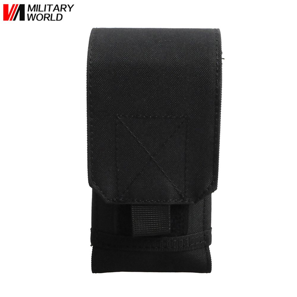 600D Nylon Tactical Holsters Molle Pouch Belt Waist Packs Bag Phone Case Pocket Military Fanny Purse Wallet Hunting Bags