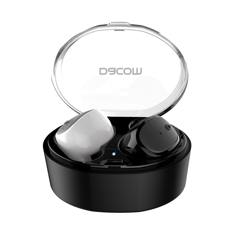 Dacom S030 handsfree earpiece in-ear stereo headset mini wireless bluetooth earphone headphone for phone