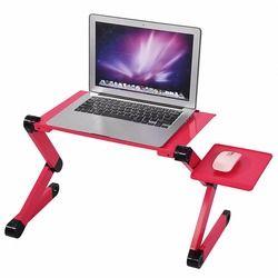 Portátil portátil ajustable soporte de mesa Lap sofá cama bandeja ordenador portátil escritorio cama Oficina escritorios