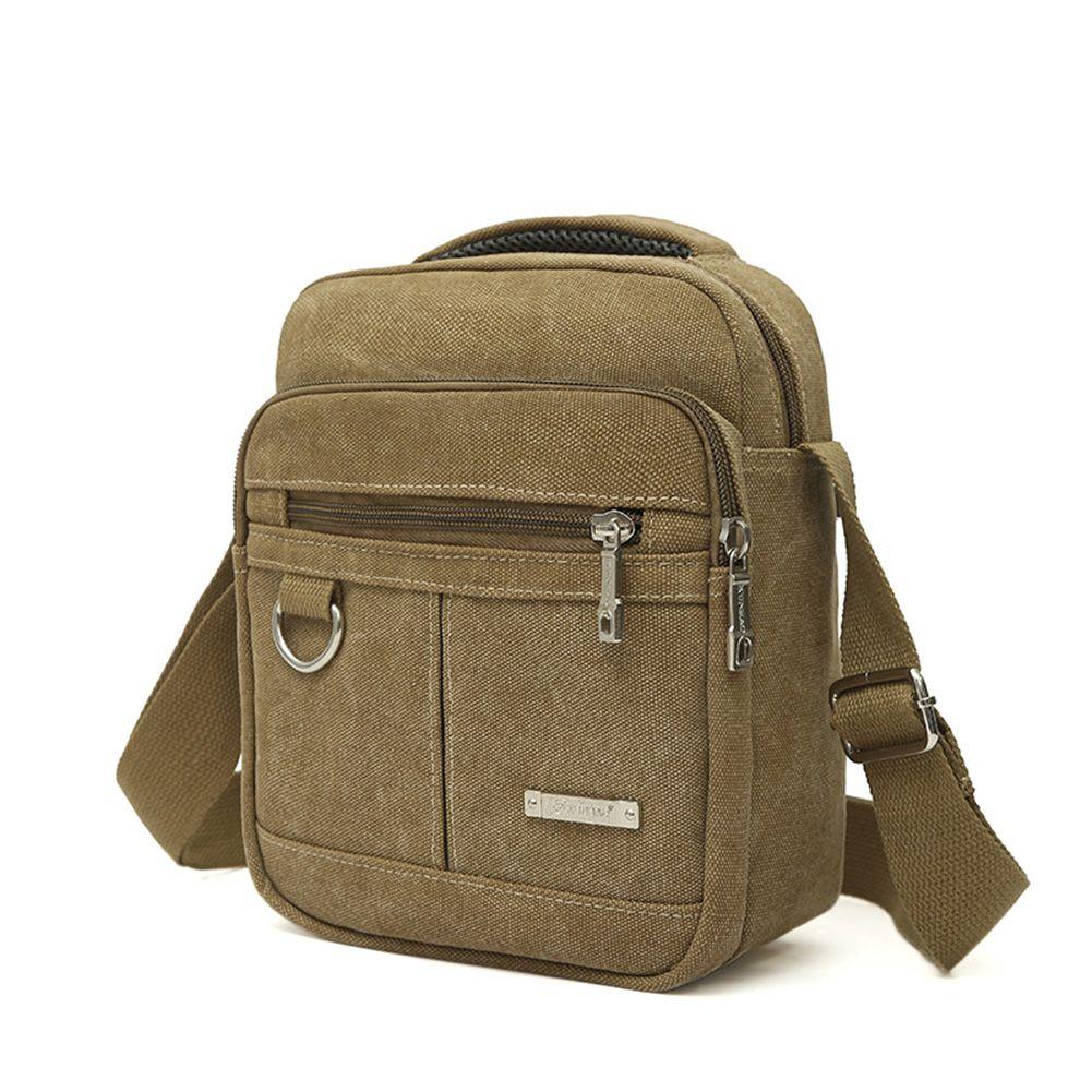 Hommes De Mode de Voyage Fraîche sac en toile Hommes Messager Bandoulière Sacs Bolsa Feminina sacs à bandoulière Pack sacs d'écolier pour Adolescent