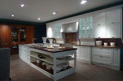 Классический бестселлер кремового цвета кухонных шкафов (lh-sw066)