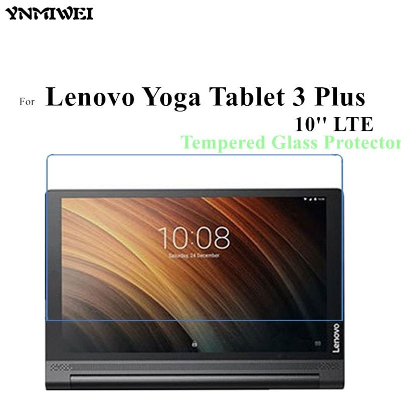 Yoga Tablet 3 Plus 10 Verre Protecteur Pour Lenovo YOGA Tab 3 Plus 10 LTE Écran En Verre Protecteur tab3 plus de protection film
