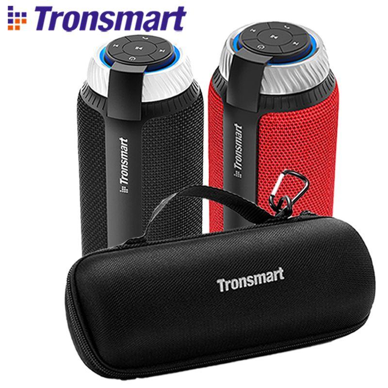 Tronsmart Element T6 Bluetooth Speaker Portable Soundbar Bluetooth 4.1 Audio Receiver Wireless Mini Speaker for Music MP3 Player
