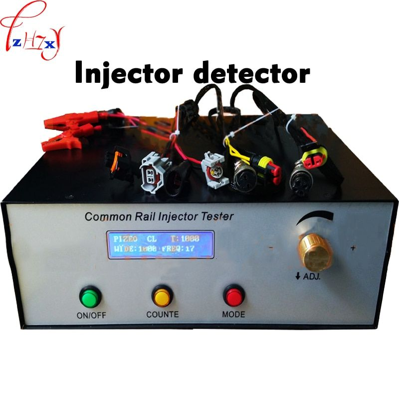 Common rail injector tester CRI200 High pressure common rail injector tester can testable Electromagnetic and injectors 1pc