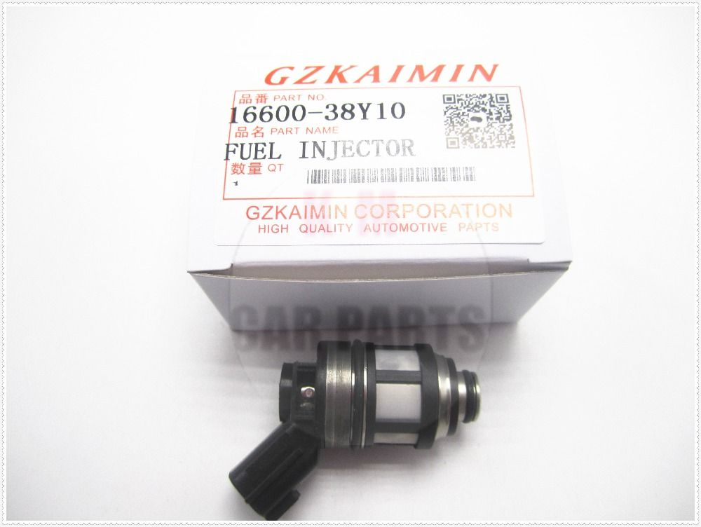 original  top one  Free shipping and high quality Fuel injectors nozzle  oem JS27-1 16600-38Y10 for Subaru