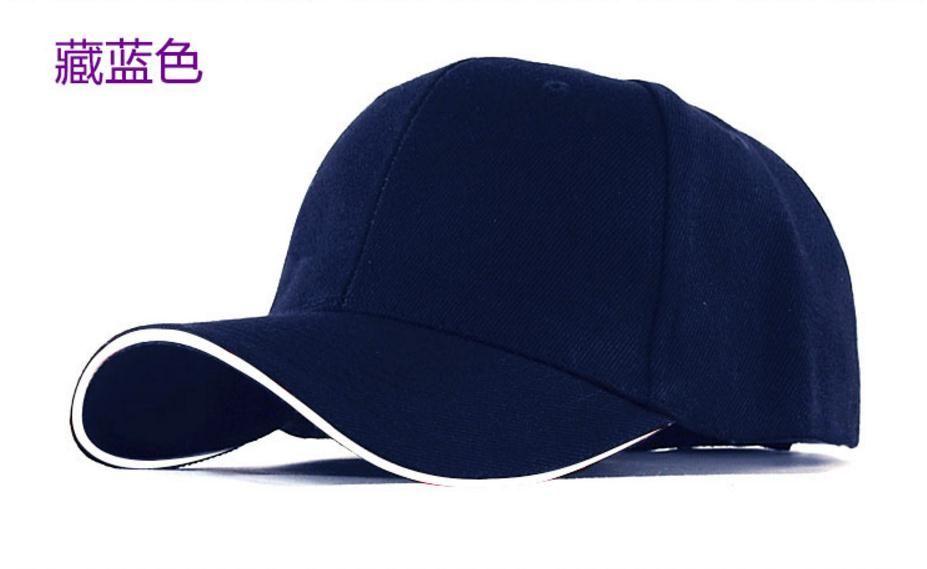 Fiber d'argent rayonnement protection casquette de baseball, tête électromagnétique rayonnement bouchon preuve, argent fiber de CEM blindage couverture.