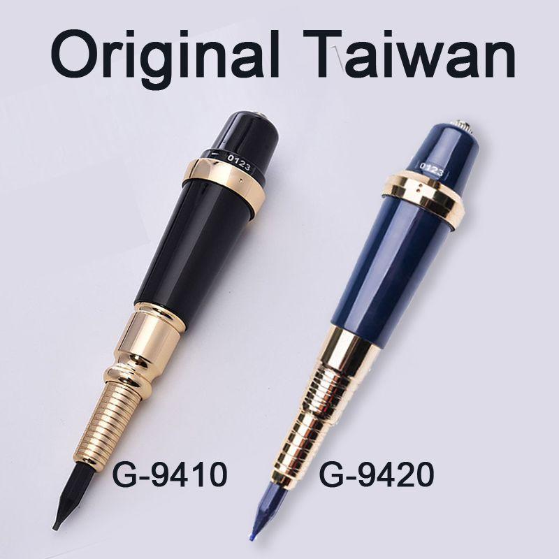 Profissional Original Taiwan tattoo maschine Riesen Sonne permanet make-up für Augenbraue Lippe G-9420 G-9410 tattoo gun dreh