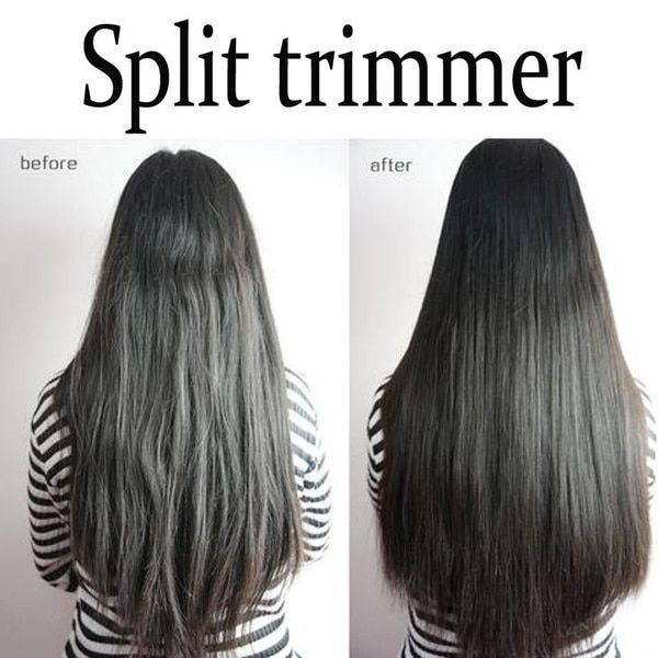 Drop Shipping Professional Hair Trimmers Hair Clipper Split Trimmer For The Product You Want Beauty Professional WholeSale