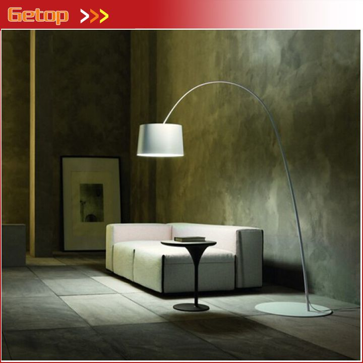 GETOP Brand Quality Foscarini Twiggy Terra Floor Lamp Marc Sadler Design Trendy Floor Lamp Lighting with E27 LED Bulbs