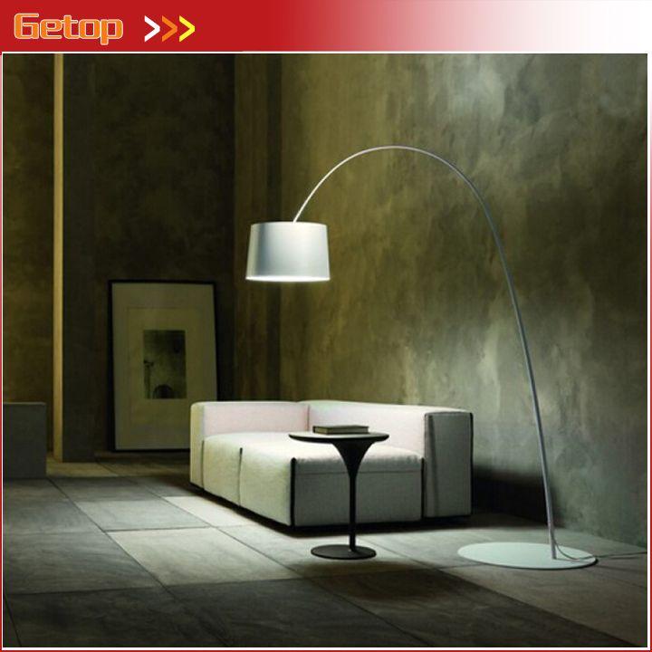GETOP Brand Quality Foscarini Twiggy Terra Floor Lamp Marc Sadler Design Trendy Floor Lamp Lighting with E27 LED Bulbs