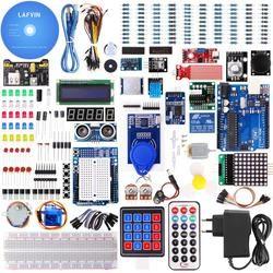 UNO R3 Projet Complete Starter Kit avec Tutoriel pour Arduino