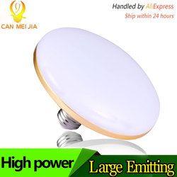 Haute Puissance E27 LED Ampoule 20 W 30 W 50 W 60 W Bombilla Led lampe E27 220 V Spotlight Lampada Ampoule Led Lumière pour La Maison Froide Blanc