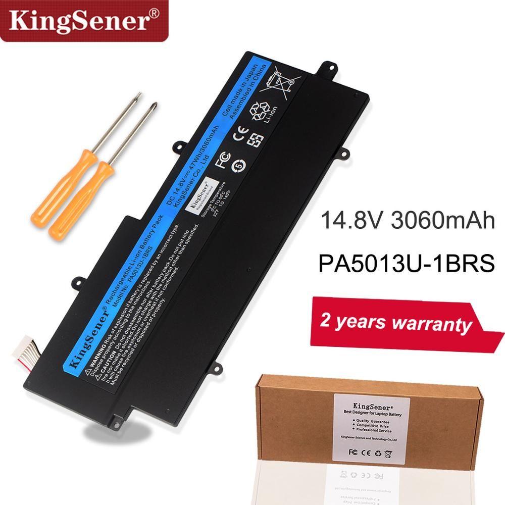 PA5013U-1BRS portable japonais PA5013U batterie pour Toshiba Portege Z835 Z830 Z930 Z935 Ultrabook PA5013 14.8V 3060mAh avec outil gratuit