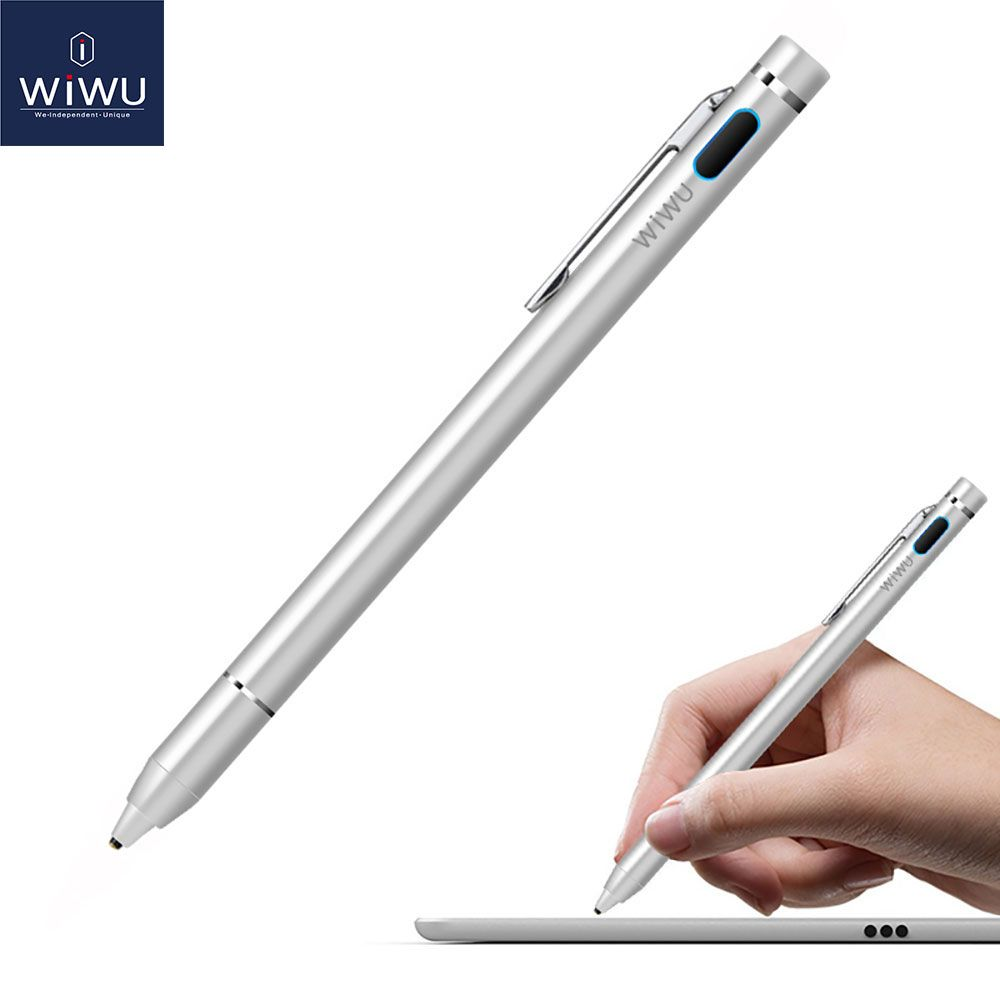 WIWU Stylus Touch Pen for iPad 2018 Pro 9.7 10.5 12.9 inch for Apple Pencil Stylus Pen for Capacitive Screen Universal Touch Pen