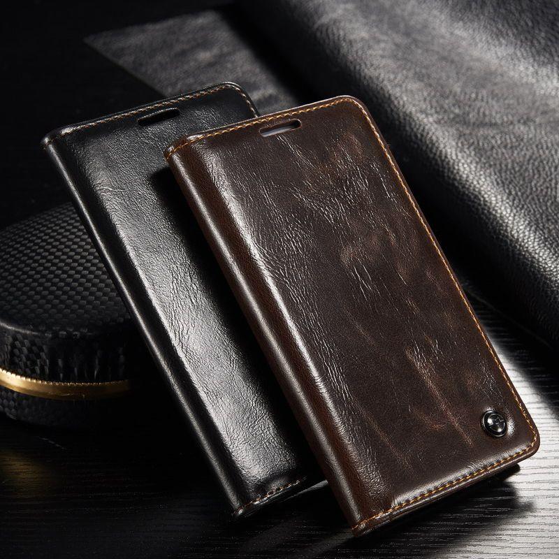 Cas Pour Funda Samsung Galaxy S4 Couvercle Rabattable Portefeuille De Luxe en cuir Cas de Téléphone portable Pour Samsung Galaxy S4 i9500 i9505 GT-i9500