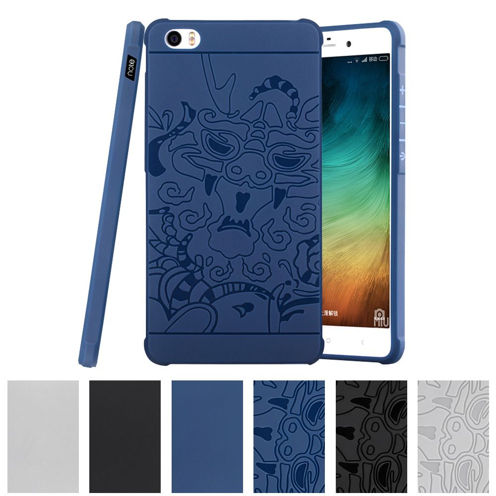 TPU Étui Souple pour Xiao mi mi Note Pro mi Note LTE 5.7