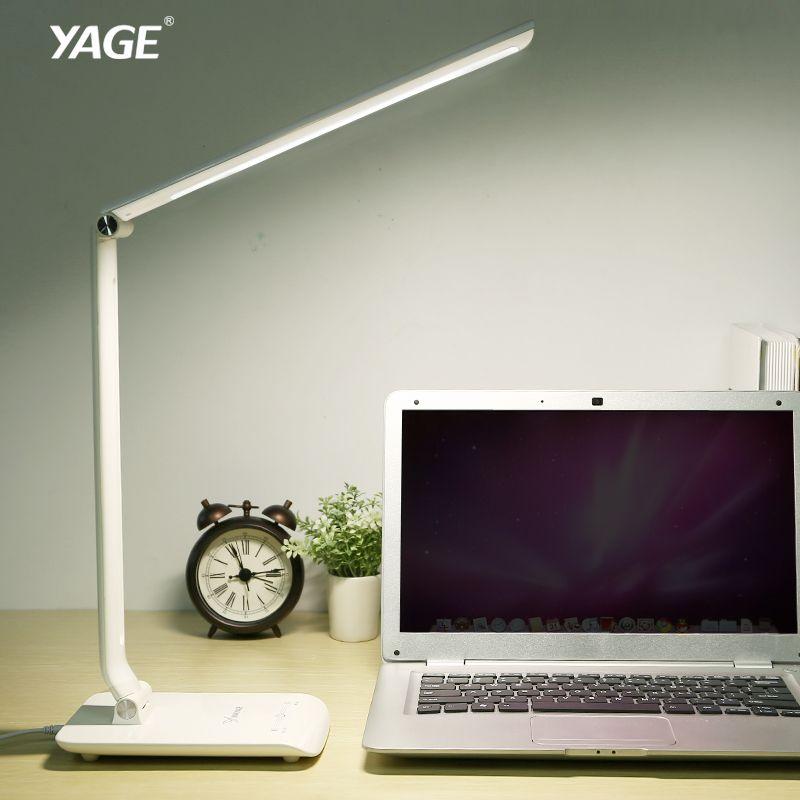 Led Cold/Warm Light Table Lamp Desk Table Light Led Desk Lamps <font><b>Flexo</b></font> Flexible Lamp Office Table Light Bureaulamp Led Lamp Table