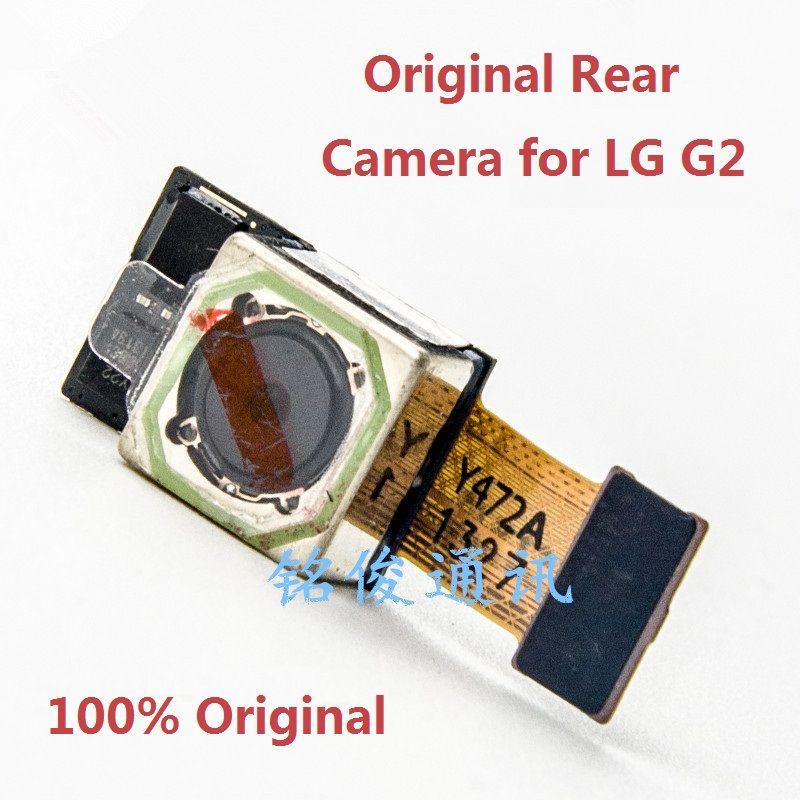 D'origine Arrière Retour Big Module de Caméra de Remplacement Réparation Partie pour LG G2 D800 D801 D802 D803 D805 LS980 VS980