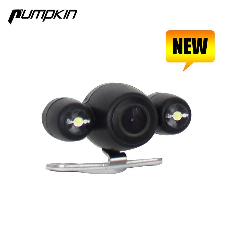 Pumpkin LED Night Vision Car Rear View Camera FOR Ulfrasonic Seamless Welding Technology