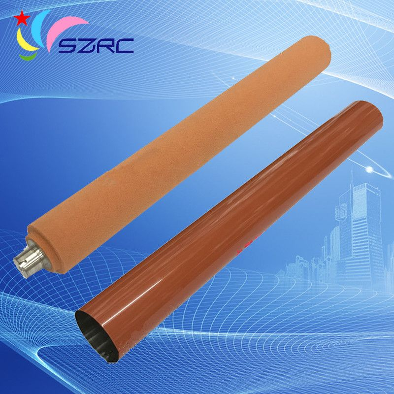 High Quality cottom Roller and fuser film For Konica minolta C650 C452 C552 C652 fuser roller
