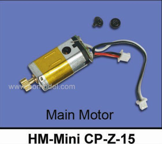 Walkera Genius CP V2 Spare parts HM-Genius CP-Z-11/MINI CP-Z-15 Main Motor genius cp v2 parts free shipping with tracking