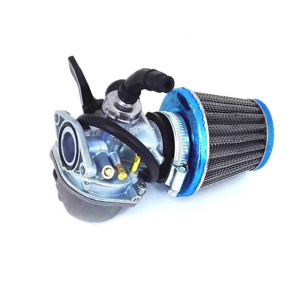 Carburetor W/ Air Filter Carb for 50cc 70cc 90cc 110cc 125cc ATV Dirt Bike Go Kart DXY88
