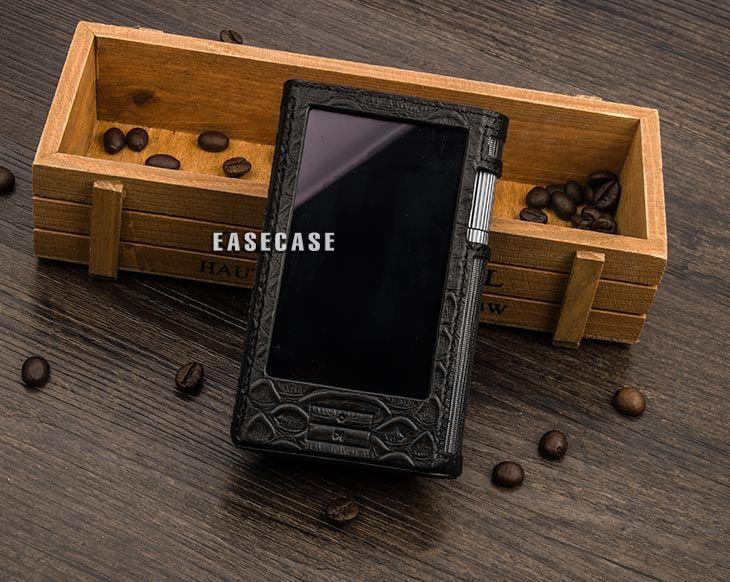 A6 Custom-Made Genuine Leather Case For iriver Astell&Kern KANN