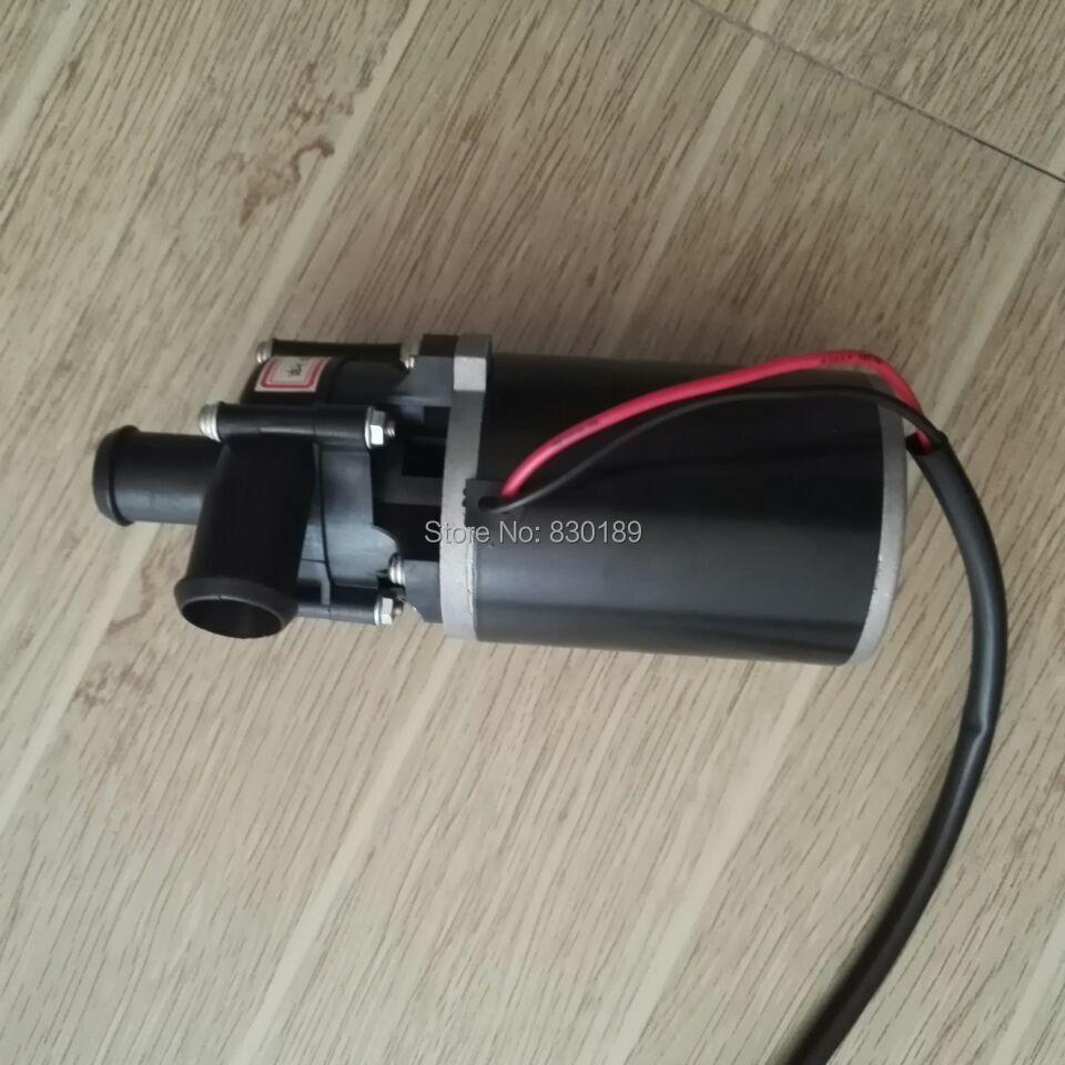 Pompe à eau de 80 W 24 V/12 V pour le chauffage diesel de Webasto camion diesel de stationnement d'air de 16Kw 30KW, bateau, autobus, caravane!