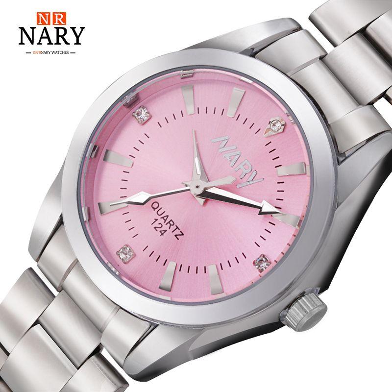 Новые модные часы со стразами кварцевые часы Relogio feminino женские наручные часы платье модные часы Reloj Mujer dift коробка