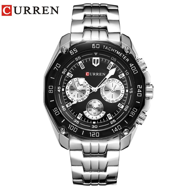 Curren watches men quartzwatch relogio <font><b>masculino</b></font> luxury military wristwatches fashion casual water Resistant army sports8077