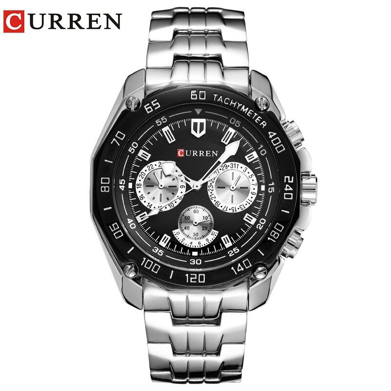 Curren watches men quartzwatch relogio masculino luxury <font><b>military</b></font> wristwatches fashion casual water Resistant army sports8077